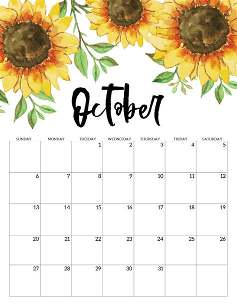 Free Printable 2018 Watercolor Harry Potter Calendar Free Printable