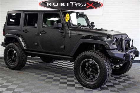 jeep wrangler 2017 blacked out 2017 jeep wrangler rubicon unlimited black line x