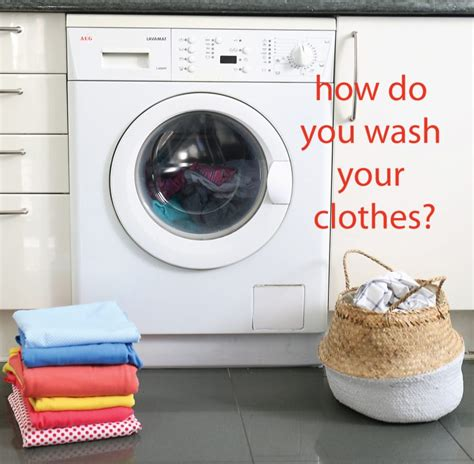 How Do You Wash Your Clothes?  Blog  Oliver + S