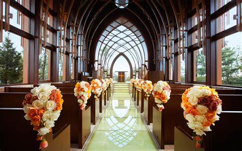 beautiful hotel wedding chapels travel leisure