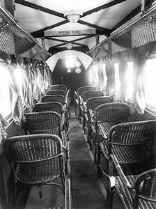 From the inside of an Airplane, 1930.