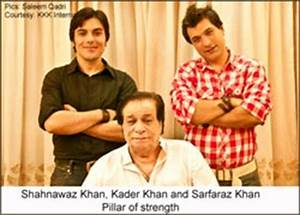 Popular Film Actor Kader Khan's Comeback To Theatre ...