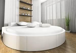 Lit Rond But : top 10 des lits originaux partout dans le monde blog meuble ~ Teatrodelosmanantiales.com Idées de Décoration