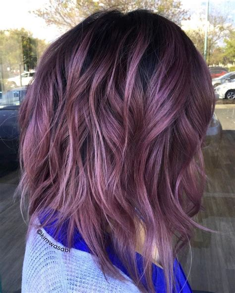 rose gold hair dye ideas  pinterest gold