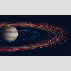 Ten New Moons—including One 'oddball'—discovered Around Jupiter  Science Aaas