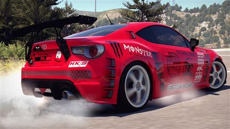 Toyota Gt86 Drift by Forza Horizon 2 Toyota Gt86 Drift Build