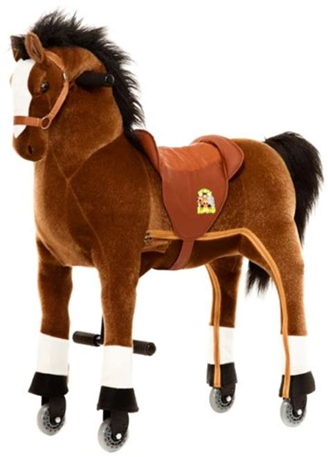 Pferd Für Kinder Mit Rollen