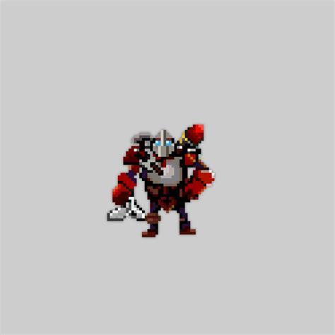 dota  pixel art  behance