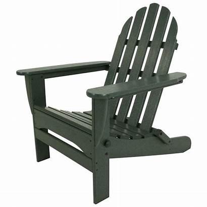 Adirondack Plastic Patio Classic Chair Polywood Chairs