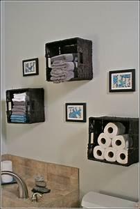 Wall decor for bathrooms diy bathroom ideas