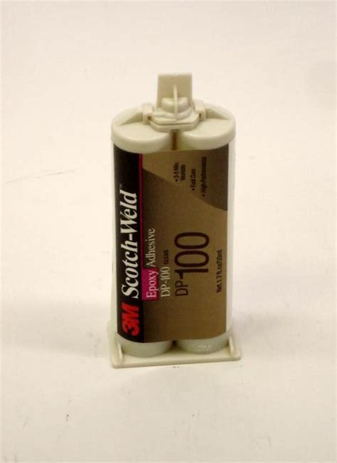 3M DP100 Epoxy Adhesive Each   Chicago Hardwood Flooring