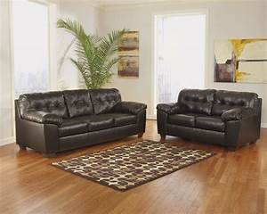 Cheap ashley furniture leather sofa sets in glendale ca for Ashley leather sofa bed