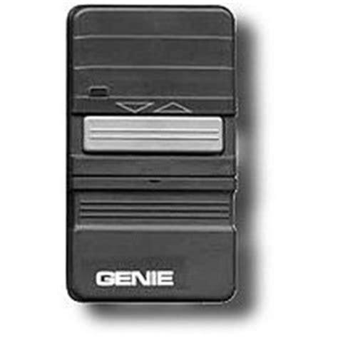 blue garage door opener genie remotes