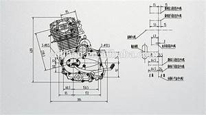 Motorcycle Engines Single Cylinder Air Cooled 4 Stroke