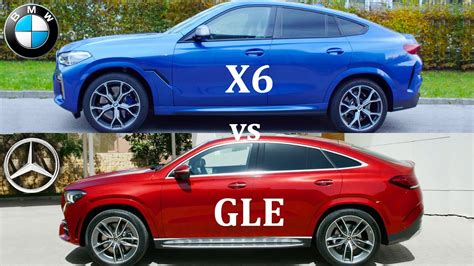 Bmw and mercedes battle to see who can get higher. 2020 BMW X6 vs Mercedes GLE Coupe, GLE vs X6, Mercedes vs ...
