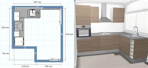 elements de cuisine pas cher etude et fabrication d 39 une cuisine de type ikea