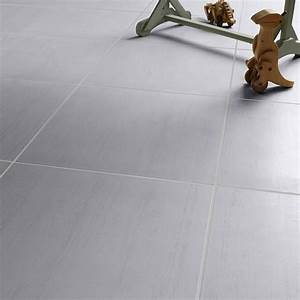 Sol Stratifié Pas Cher : carrelage sol et mur gris clair effet b ton eiffel x ~ Dailycaller-alerts.com Idées de Décoration