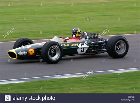 Lotus Formel 1 by Classic Lotus Formula 1 Racing Car Stock Photo 17397862