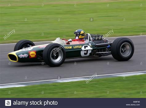 Classic Lotus Formula 1 Racing Car Stock Photo 17397862