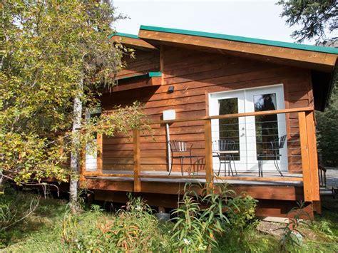 Secluded Cabin In The Woods, Cooper Landing, Alaska