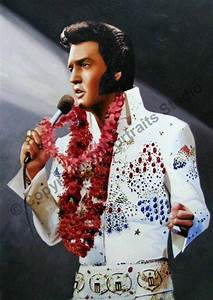 Elvis Presley  White Jacket
