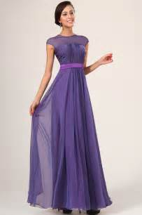 elegant purple bridesmaid dresses with sleeves cherry marry
