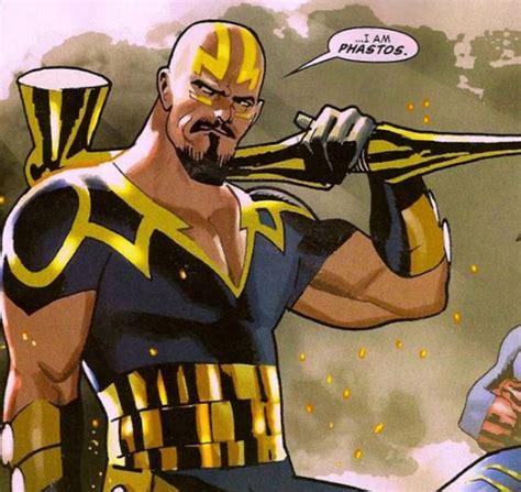 The Eternals: ¿Quién es quién en la nueva película de Marvel?