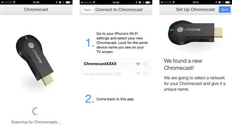 how to connect chromecast to phone how to set up chromecast using your iphone imore