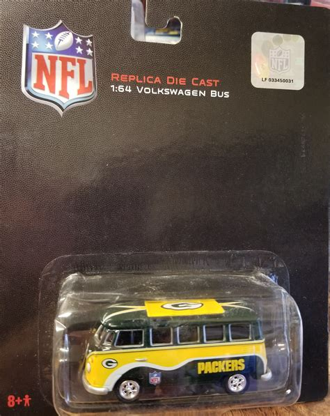 packers bay bus vw cast nfl official