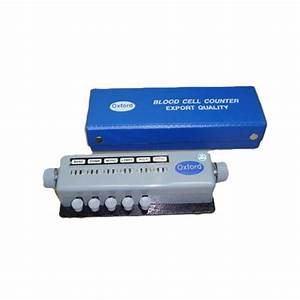 Manual Cell Counter  Cell Counter Machine  Cbc Cell