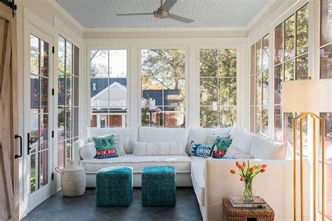 sunroom ceiling design ideas