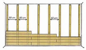 Pose Lambris Horizontal Commencer Haut : lambris l 39 essentiel de la pose pose lambris bois ~ Premium-room.com Idées de Décoration