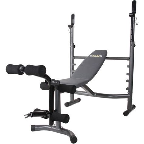 Body Champ Olympic Weight Bench Academy