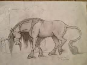 Unicorn Drawings