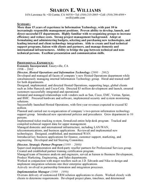 resume sles free resumes