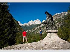 Natural sights The source of Soča river Explore Slovenia
