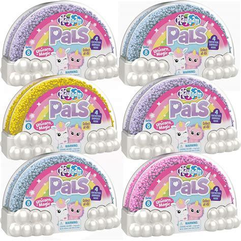 wawasan pendidikan playfoam pals unicorn magic  pack