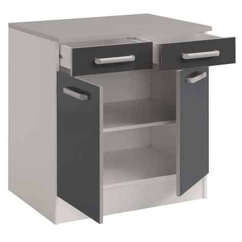 cuisine blanc gris meuble de cuisine gris et blanc chaios com