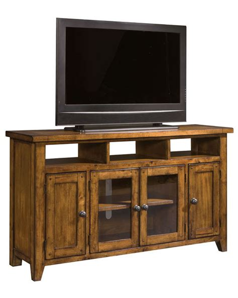 aspen furniture 63 quot tv console cross country asimr 1663
