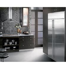 monogram built  side  side refrigerators monogram professional kitchens