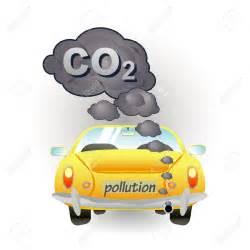 Air Pollution Car Clip Art