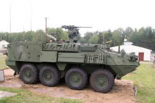 Stryker Reconnaissance Vehicle