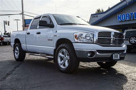 Used 2008 Dodge Ram 1500 Big Horn 4x4 Truck For Sale