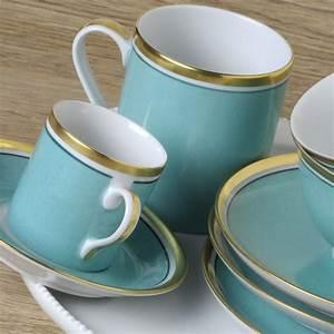 Porzellan Geschirr Hersteller : reichenbach colour i t rkis porzellan bei besteckliste ~ Michelbontemps.com Haus und Dekorationen
