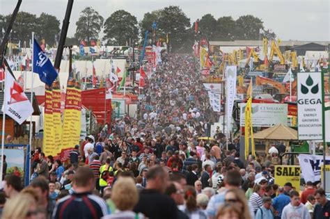 Carpets Waterford by Ploughing Championship Byrne Marquees