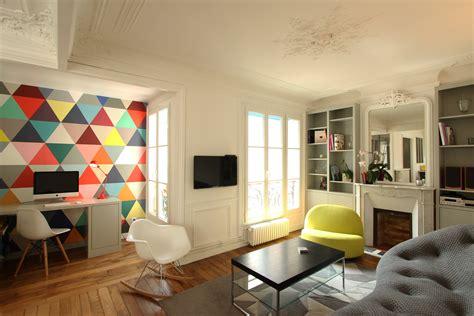 Rénovation D'un Appartement Haussmannien Par Camille Hermand