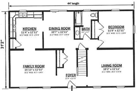 C137121 1 by Hallmark Homes Cape Cod Floorplan