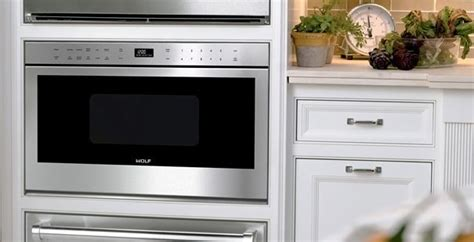 wolf microwave drawer wolf md30pe s 30 quot professional microwave drawer oven