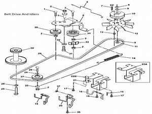 New Holland Lawn Mower Belt Diagram