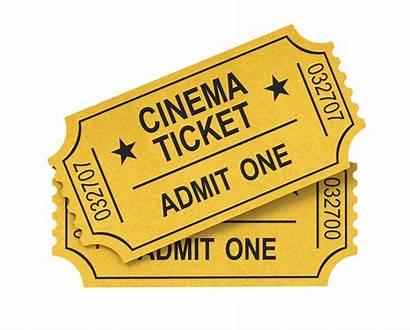Clipart Ticket Theatre Library Cliparts Clip Transparent